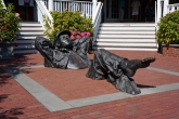 Sculpture in Edgartown